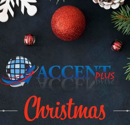 christmas accent plus